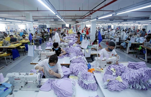 Vietnam, RoK agree on cumulation of origin of textile materials hinh anh 1