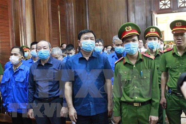 First-instance trial opens for HCM City-Trung Luong Expressway fraud hinh anh 1