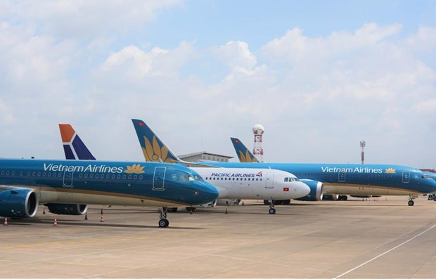 Vietnam Airlines Group to offer 2.4 million seats for upcoming Tet hinh anh 1