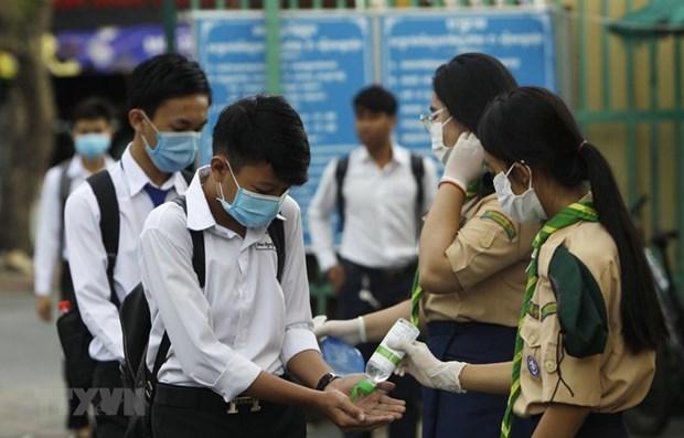 Cambodia to obtain 20 percent of COVID-19 vaccine via COVAX hinh anh 1