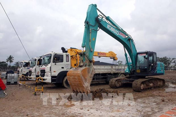 Construction of 40-million USD factory underway in Da Nang hinh anh 1