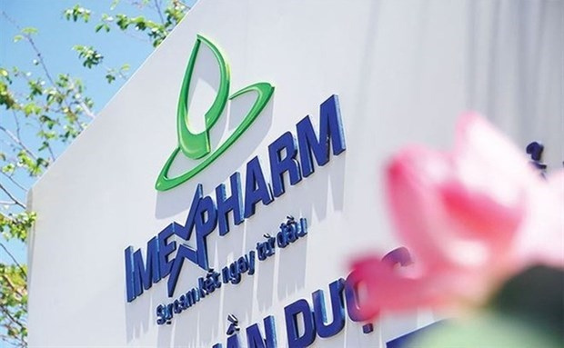 ADB, Imexpharm sign loan to support generic medicine production in Vietnam hinh anh 1