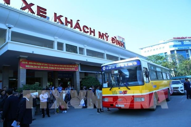 Transport sector targets cashless transactions by 2030 hinh anh 1