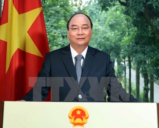 Congratulatory message by PM Nguyen Xuan Phuc in celebration of 60th anniversary of OECD hinh anh 1