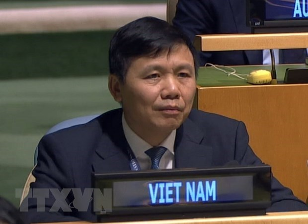 Vietnam pledges to further contribute to UN Mission in South Sudan hinh anh 1