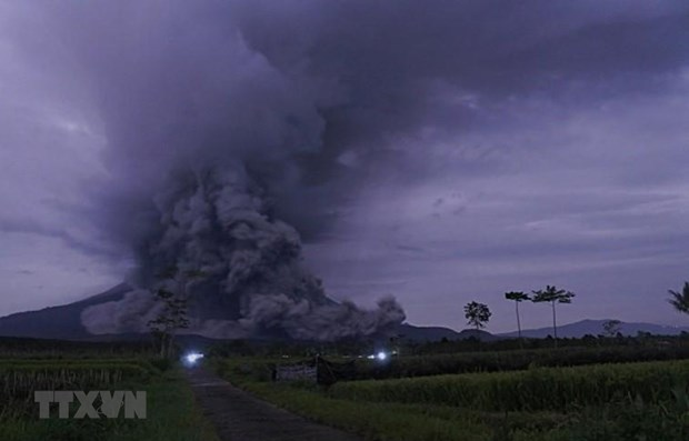 Indonesia among countries with highest natural disaster risk hinh anh 1