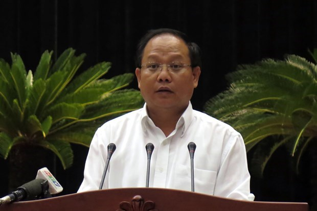 Former vice secretary of HCM City's Party Committee prosecuted hinh anh 1