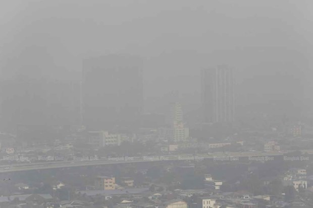 Thailand moves to deal with air pollution hinh anh 1