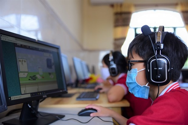 Chemistry experiments in Vietnamese put online on BASF Virtual Lab hinh anh 1