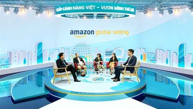 Amazon sets up seller centre in Vietnamese language hinh anh 1