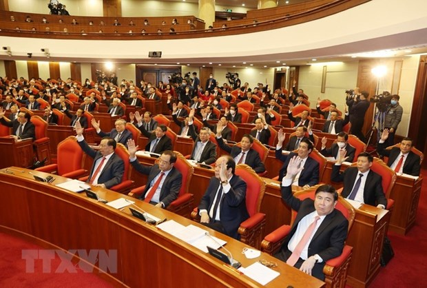 Party Central Committee focuses on personnel work on Dec 17 hinh anh 1