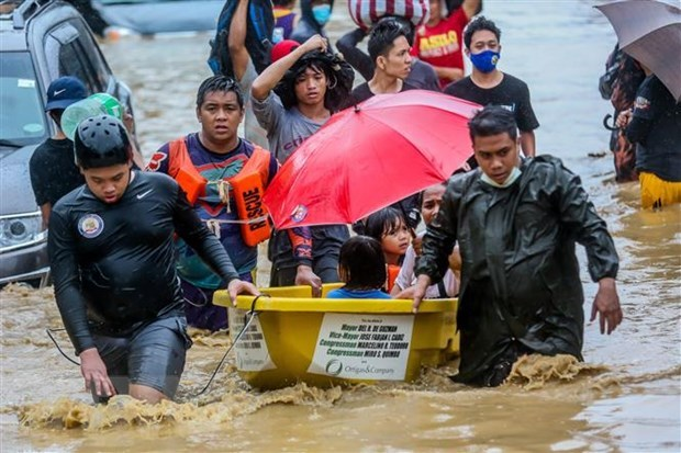 Survey reveals top climate impacts in Southeast Asia hinh anh 1