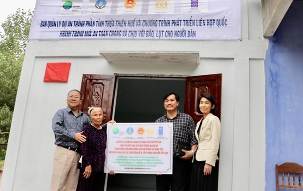 Safe housing under Green Climate Fund proves effective hinh anh 1
