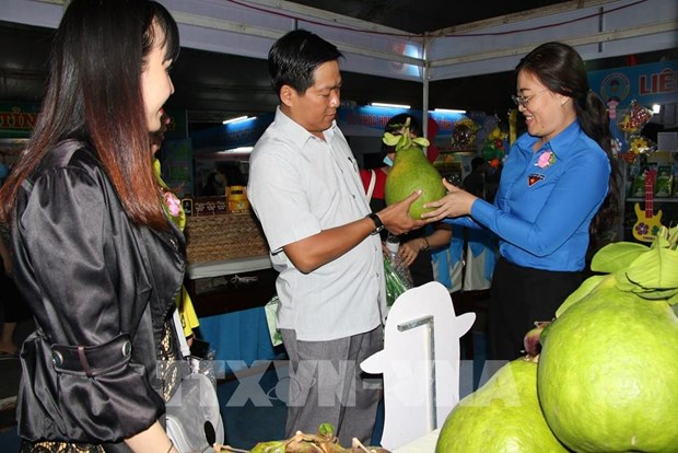 Trade fair promotes southern region's OCOP products hinh anh 1