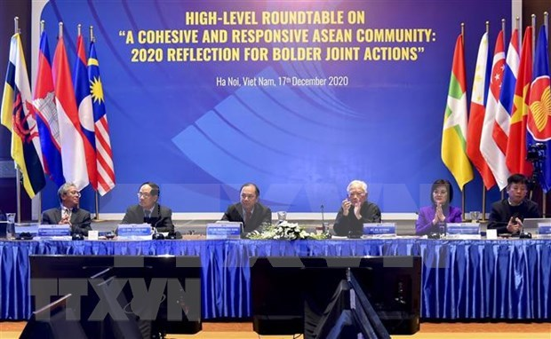 Seminar looks back on Vietnam's role as ASEAN 2020 Chair hinh anh 1