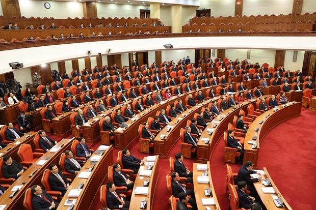 Party Central Committee reaches high consensus on personnel work hinh anh 3