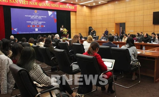 Businesses updated on Vietnam-Cuba Trade Agreement hinh anh 1