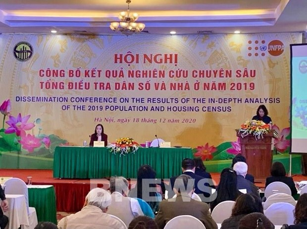 In-depth study of 2019 population and housing census released hinh anh 1