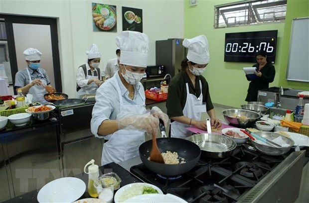Festival offers taste of RoK cuisine in Da Nang hinh anh 1
