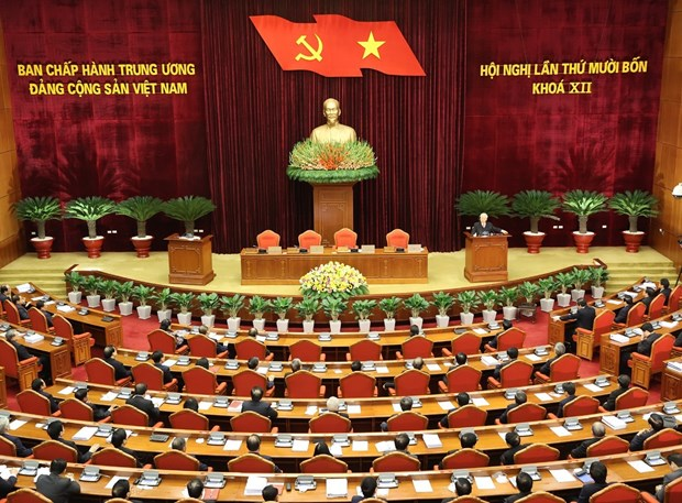 Party Central Committee reaches high consensus on personnel work hinh anh 1