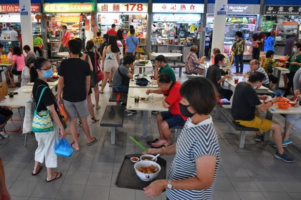 Singapore's hawker culture listed as UNESCO intangible cultural heritage hinh anh 1