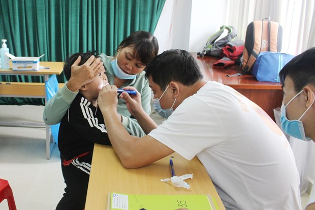 Free surgeries to bring smiles for children with cleft lips, palates hinh anh 1