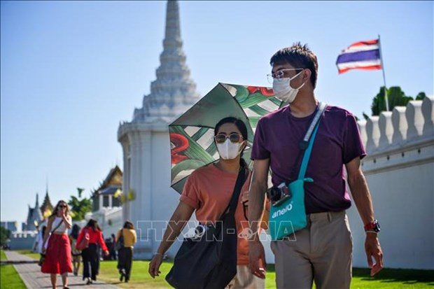 Thailand detects community infections of COVID-19 after relaxing restrictions hinh anh 1