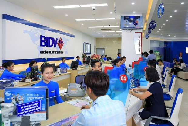 Moody's raises BIDV's foreign-currency deposit rating hinh anh 1