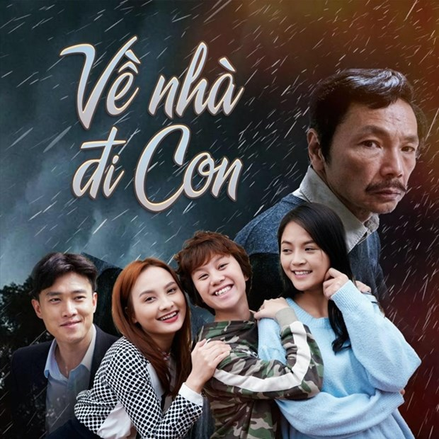 'Come Home, My Dear' wins another award hinh anh 1