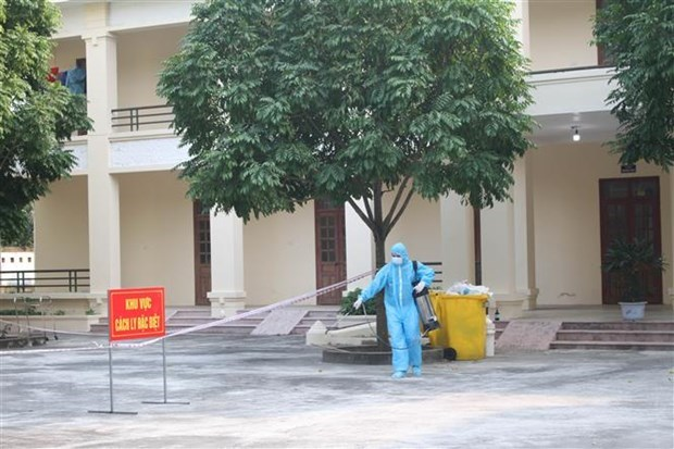 Vietnam reports two new imported COVID-19 cases hinh anh 1