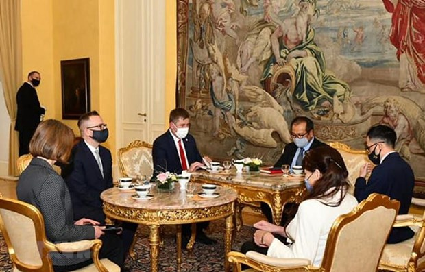 Vietnam, Czech Republic enjoy fruitful partnership hinh anh 1