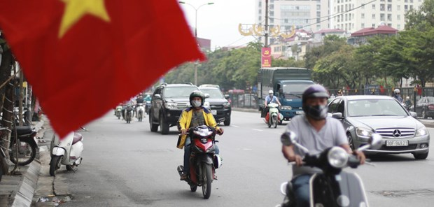 German newspaper praises Vietnam's efforts in coping with economic crisis hinh anh 1