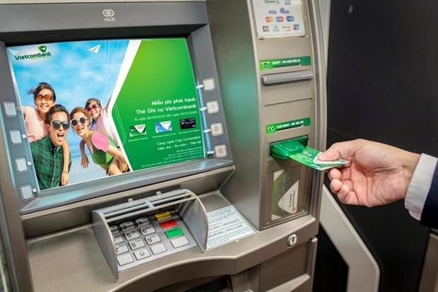 Vietcombank honoured with Visa's prestigious prizes hinh anh 1
