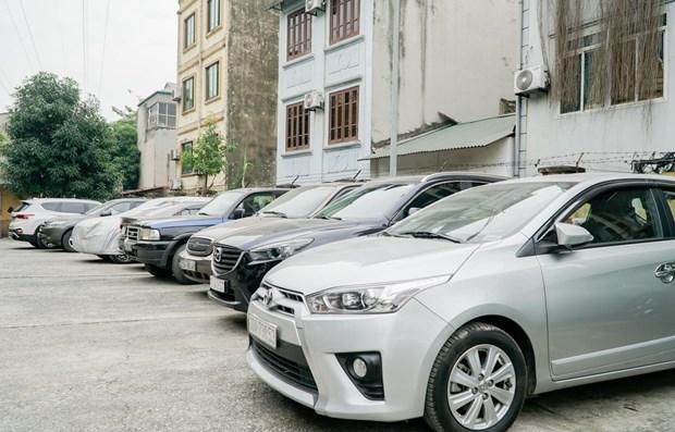 Car imports down in November hinh anh 1