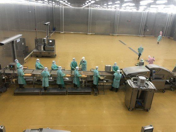 Massive chicken processing plant targets 100 million USD revenue by 2023 hinh anh 1