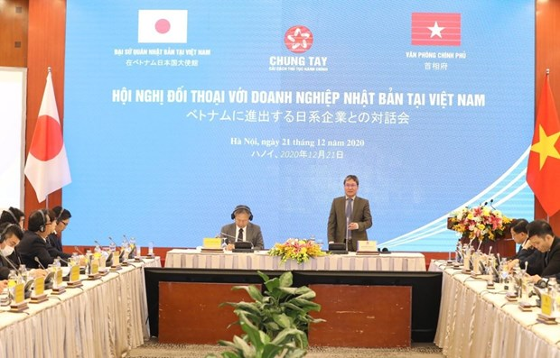 Dialogue helps iron out snags for Japanese firms hinh anh 1