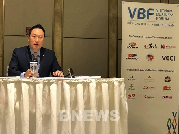 Vietnam Business Forum 2020 opens on December 22 hinh anh 1
