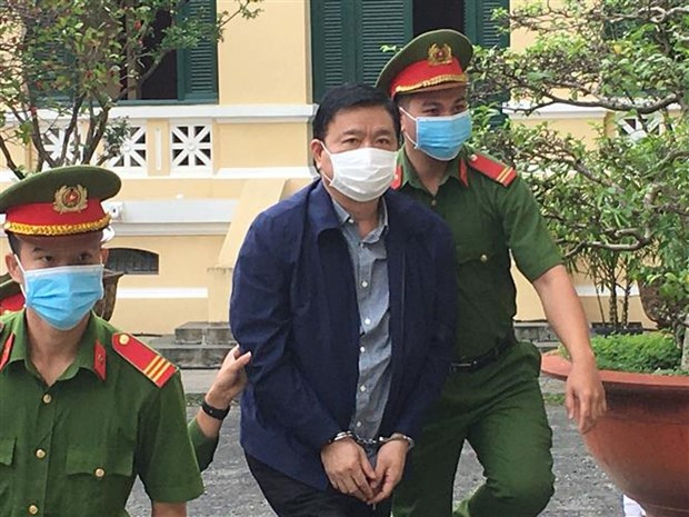 Ex-minister jailed for 10 years for role in expressway fraud hinh anh 1