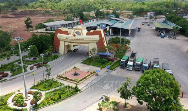Key border gate economic zones selected for development during 2021-2025 hinh anh 1