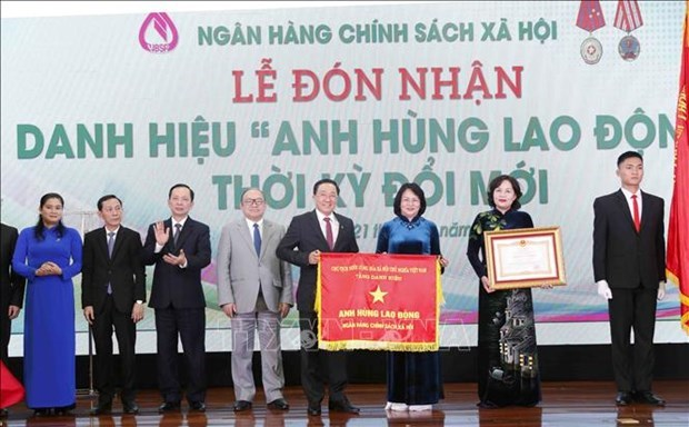 Social policy bank contributes to national sustainable development hinh anh 1
