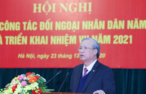 People-to-people diplomacy needs reform: Official hinh anh 1