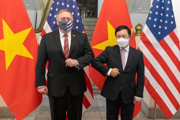 Vietnam's chairmanship plays part in US-ASEAN ties: Indian professor hinh anh 1