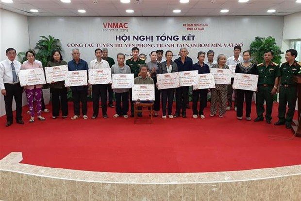 Ca Mau workshop reviews communications on risks from UXO hinh anh 1