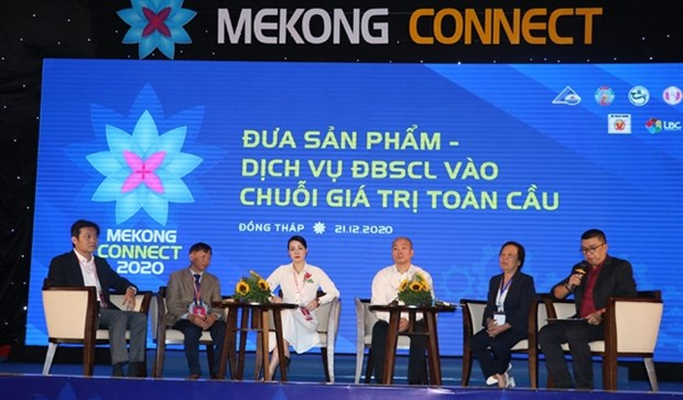 Mekong Delta seeks to enter global value chains hinh anh 1