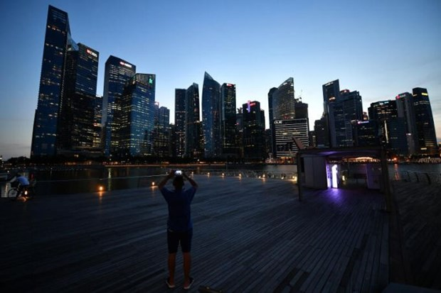 Singapore's deflation eases in November hinh anh 1