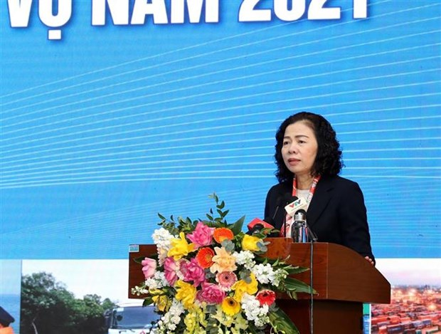 Customs sector targets 13.6 bln USD for State budget next year hinh anh 1