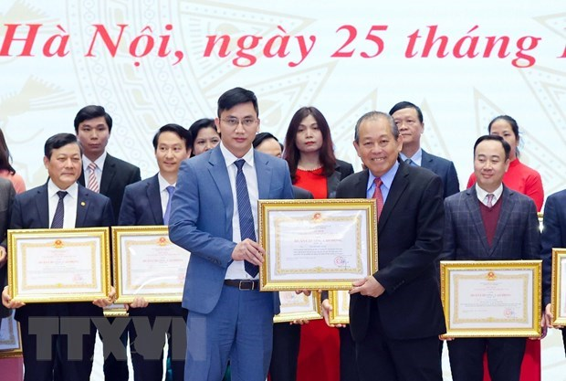 Government Office urged to better consulting role hinh anh 2