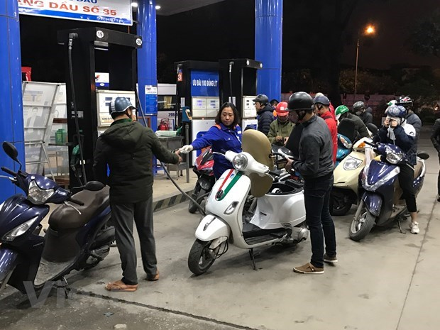 Petrol prices continue to rise in latest adjustment hinh anh 1