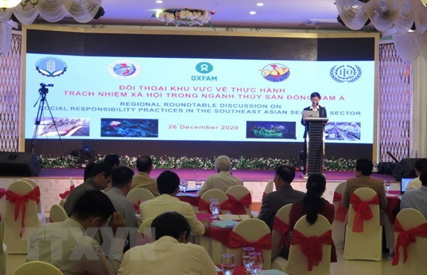 Social responsibility practices in Southeast Asian fishery sector discussed hinh anh 1