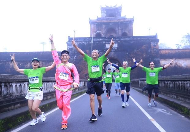 More than 4,500 runners join VnExpress Marathon Hue 2020 hinh anh 1